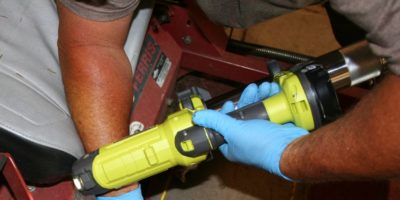 Keep Machinery Running Smoothly with the One+ 18v Ryobi Grease Gun