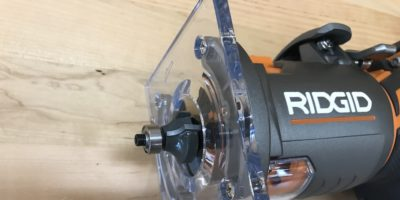 Ridgid Octane Cordless Router Review – Gain Some Power, Ditch The Dust