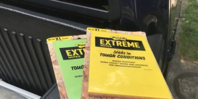 Post-it Extreme XL Notes – You Can Stick 'Em Where The Sun Never Shines