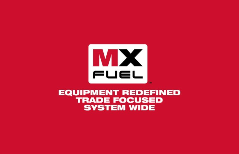 Milwaukee MX FUEL Equipment System