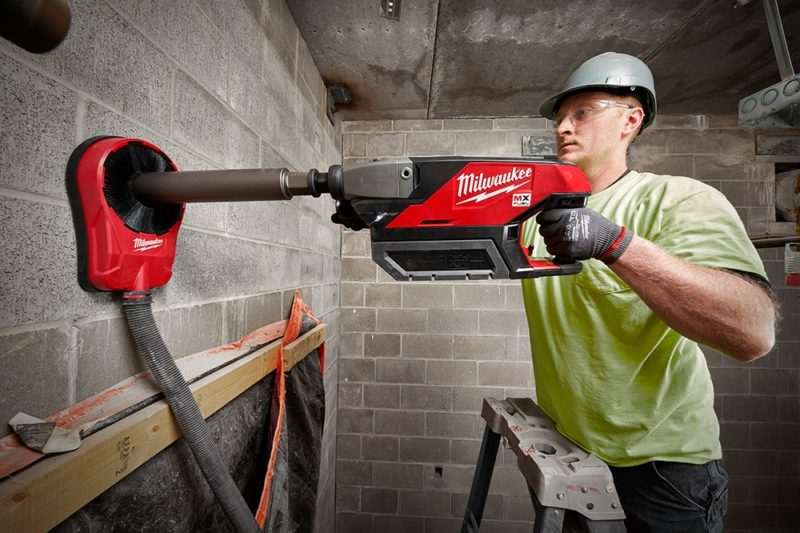 Milwaukee MX FUEL Handheld Core Drill