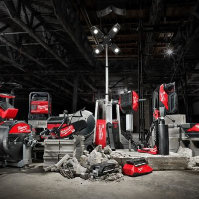 A Cordless Breaker? Yes, And More! Milwaukee MX FUEL System Announced!