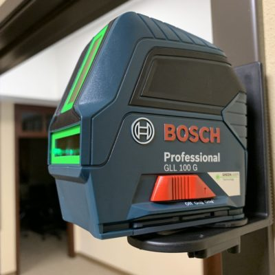 Bosch GLL 100 GX – Is It Time to Green Your Beam?