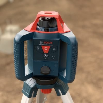 Taking Your Leveling To the Next Level – Bosch GRL800-20HV Rotary Laser Level