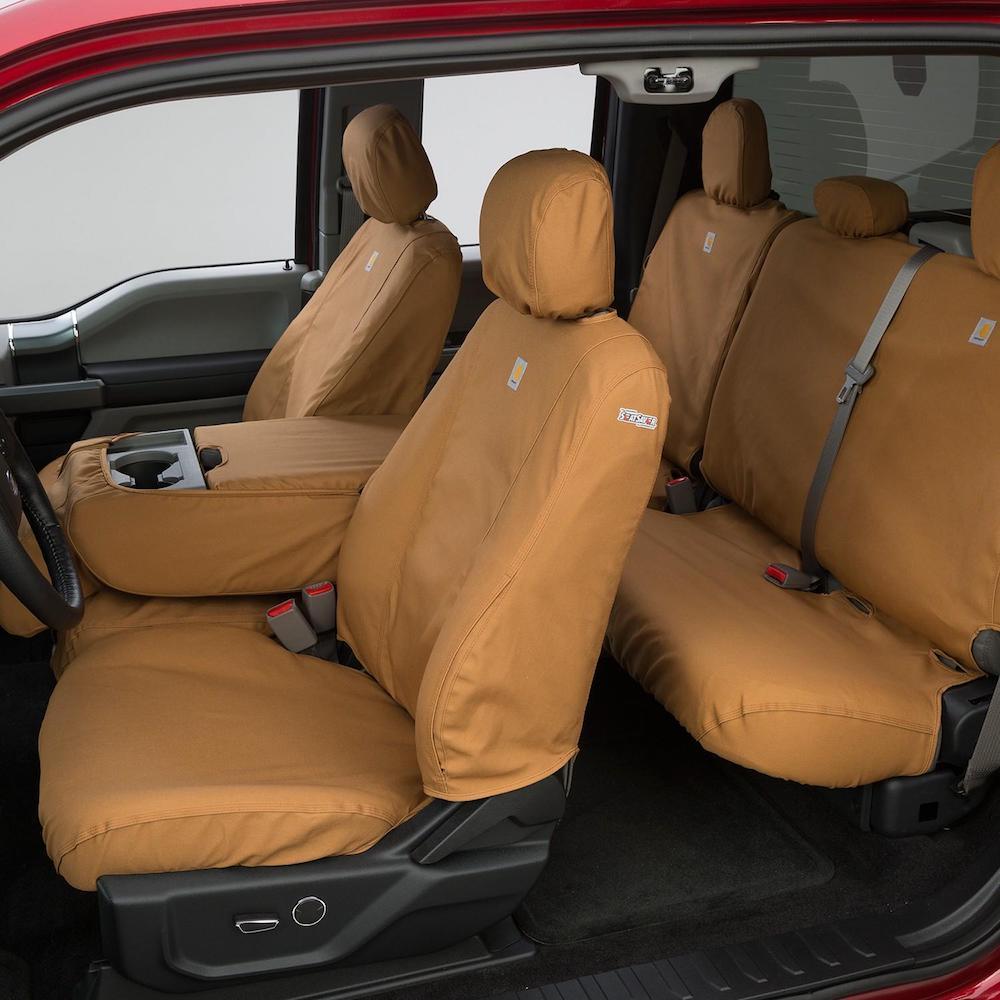 carhartt seatsaver brown