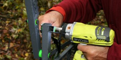 "Controlled Impact with the Ryobi One+ 3/8"" 18v impact Wrench"