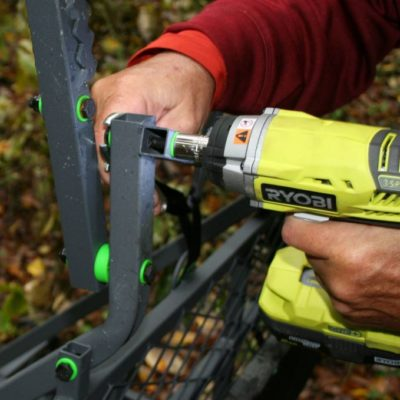 """Controlled Impact with the Ryobi One+ 3/8"""" 18v impact Wrench"""