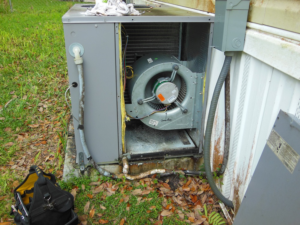 When the AC Stops Blowing, It Sucks - Here's How To Fix Your Own AC!