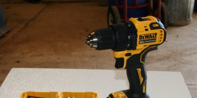 More Compact Refinement – The DeWalt Atomic Compact Drill