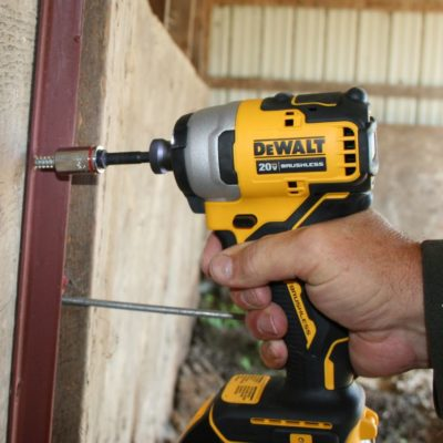 Small but Mighty – The 20v Max Compact DeWalt Atomic Impact Driver