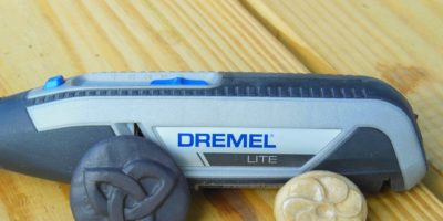 How To Carve Rocks With a Dremel Lite Cordless Rotary Tool