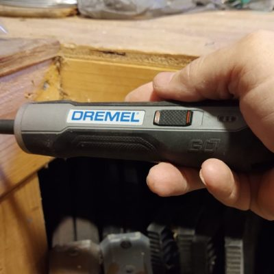 Dremel Go – Going Places a Cordless Screwdriver Hasn't Been Before