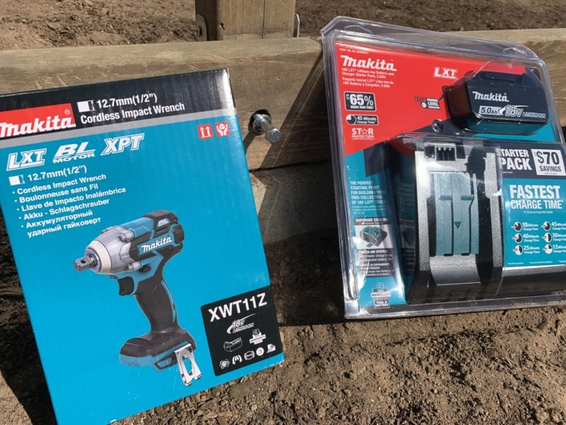 makita impact and charger
