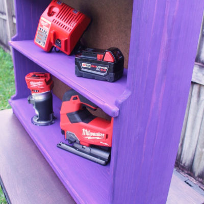 Build A Wooden Bookshelf – Milwaukee M18 FUEL Jig Saw & Router