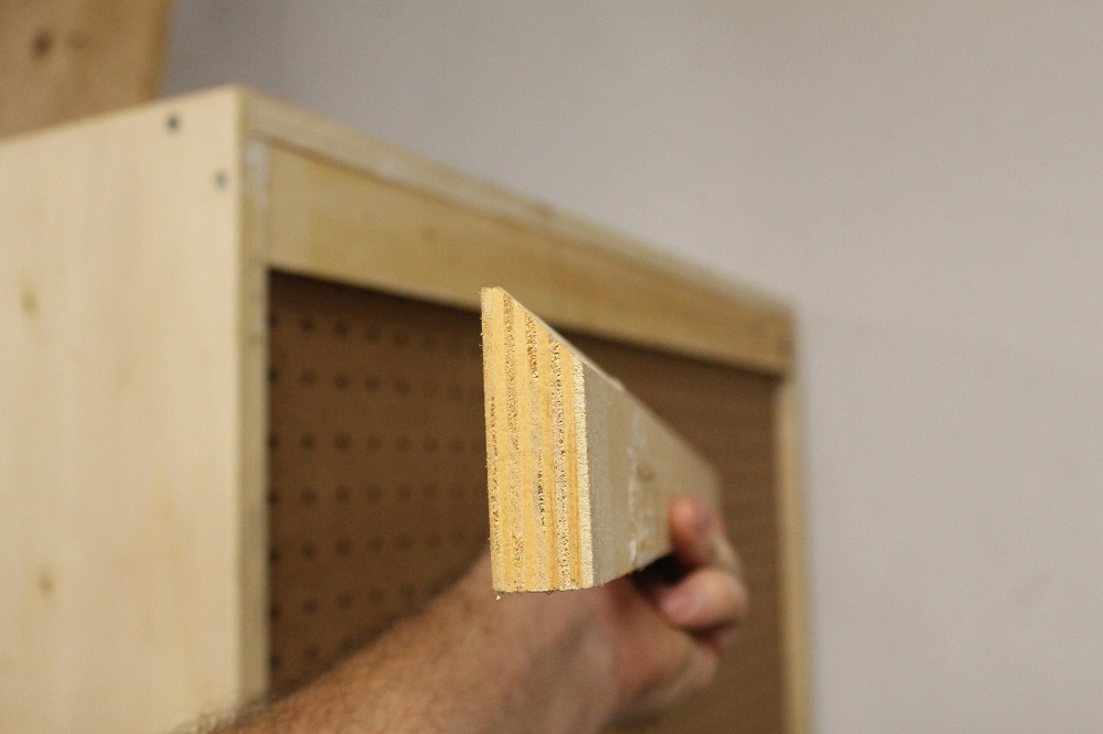 French Cleats And How To Use Them Secure Cabinet Hanging