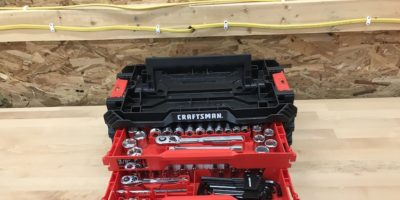 Craftsman Versastack Wrench Set Review – A Little Box, A Lot Of Tools