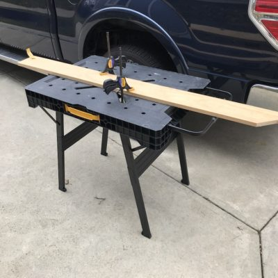 DeWalt Express Folding Workbench Review – Gain 1000 Lbs. In Three Seconds