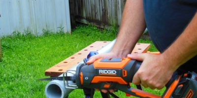 Ridgid 18V Octane One-Handed Recip Saw R86448 – Reciprocating The Love