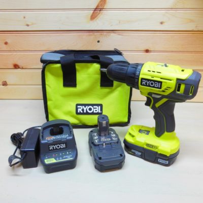"Ryobi P215K1 One+ 18V Two Speed 1/2"" Drill / Driver Kit Review"