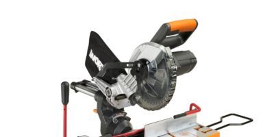 The New WORX Miter Saw Works Better…For You