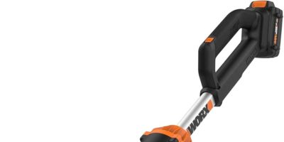 WORX Cordless Leaf Blower – Strong Wind, Small Size