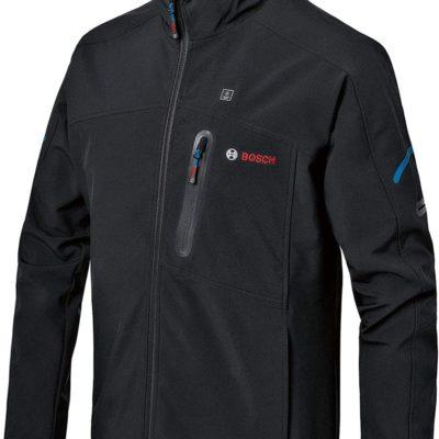 Stay Warm with New Bosch Heated Workwear