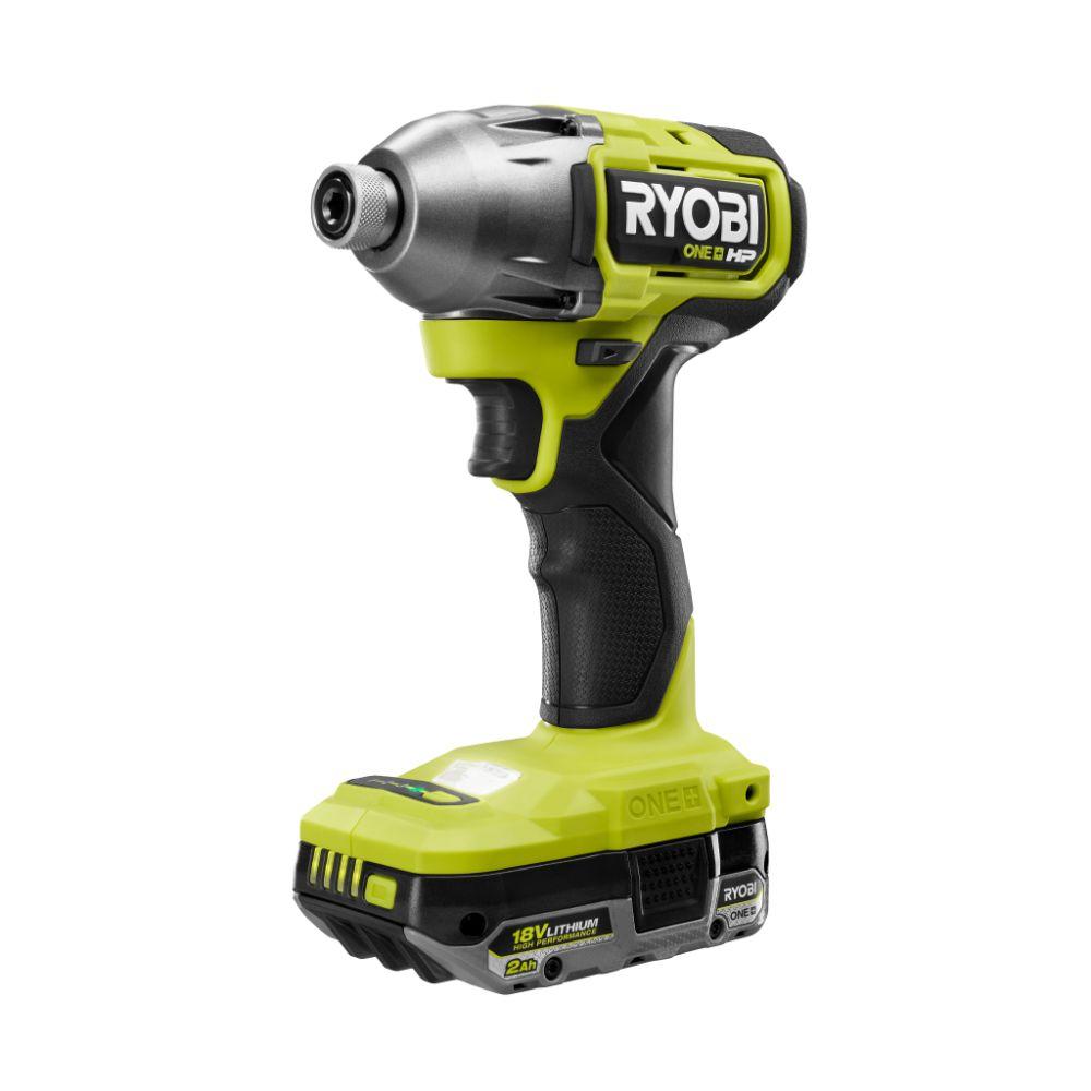 Ryobi HP Brushless Tools