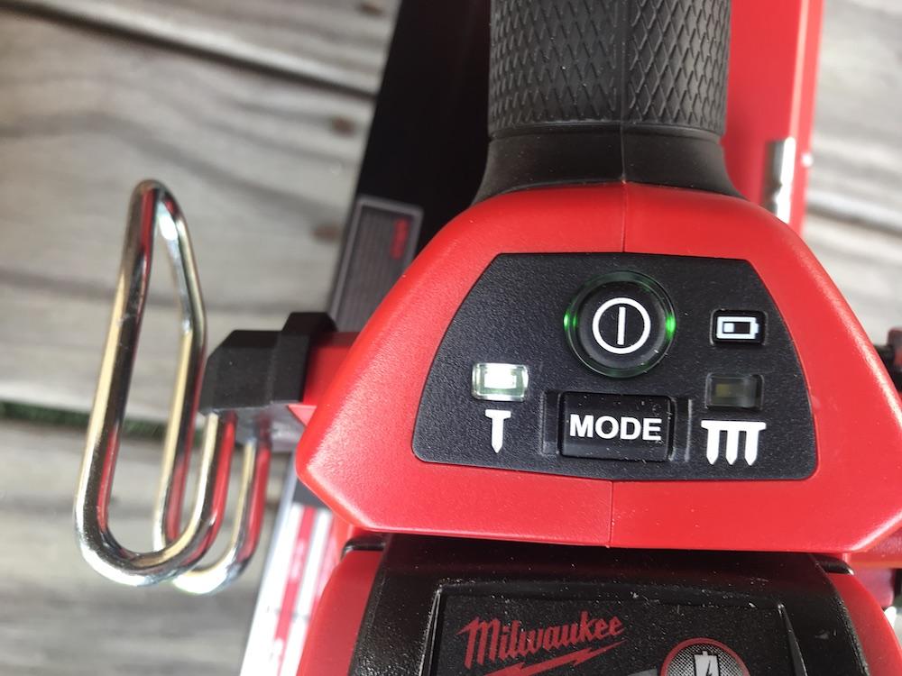 milwaukee m18 fuel framing nailer