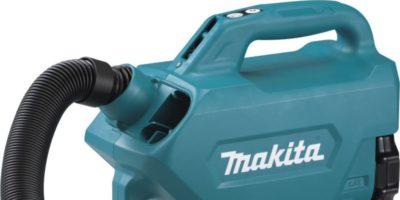 A Small Makita Handheld Vacuum for BIG Messes
