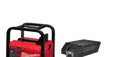 Modernize Your Jobsite with the MX Fuel Milwaukee Power Supply