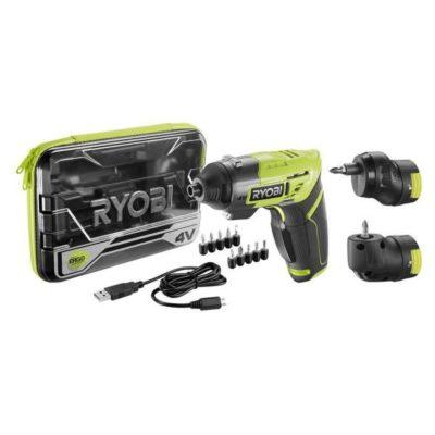 New Ryobi Multi-Head Screwdriver in 4V