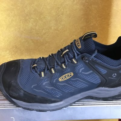 KEEN Flint II Sport Work Shoes Review – Be Flinty Cool And Light On Your Feet