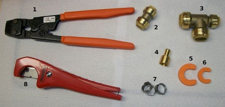 Cutters, Crimpers and Connectors Courtesy of Wikipedia.com