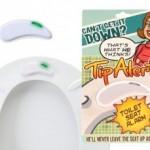 Another talking toilet...AAAAAGH!!