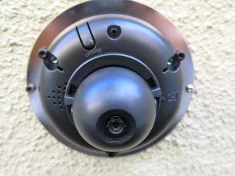 bosch-284-video-camera-installed