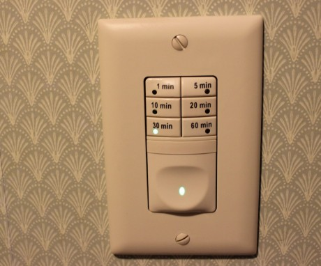 Dewstop Humidity Control Review Bathroom Fan Timer