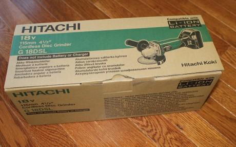 hitachi g18dslp4