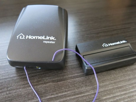 Our vehicle needed this additional kit for HomeLink compatibility