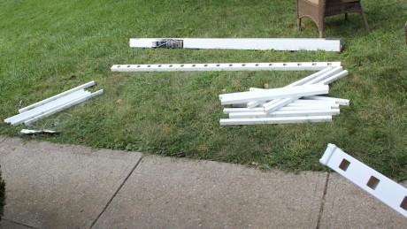 install porch railing