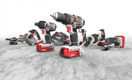 The new Power tool powerhouse from Porter-Cable